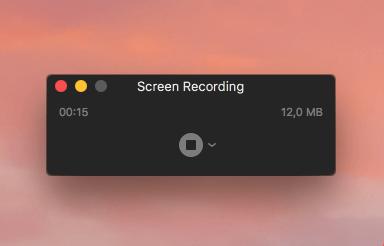 Így készíts egyszerűen képernyő videókat Apple macOS-en