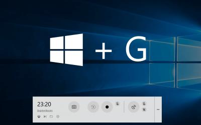 Tudtad, hogy a Windows-ban van beépített képernyő felvevő program, amivel azonnal készíthetsz videókat?